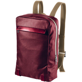 Brooks Pickzip Backpack Canvas 20l chianti/maroon